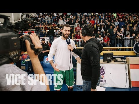 RIVALS: Basketball's Battle of Lebanon - VICE World of Sports