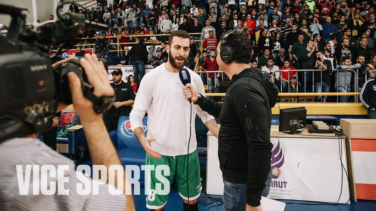 RIVALS: Basketball's Battle of Lebanon - VICE World of Sports