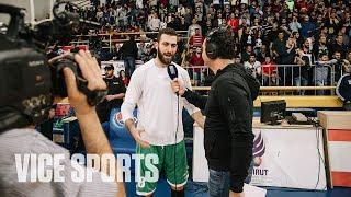 rivals basketballs battle of lebanon vice world of sports