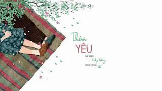 Thèm Yêu - Vicky Nhung | Lyrics😍