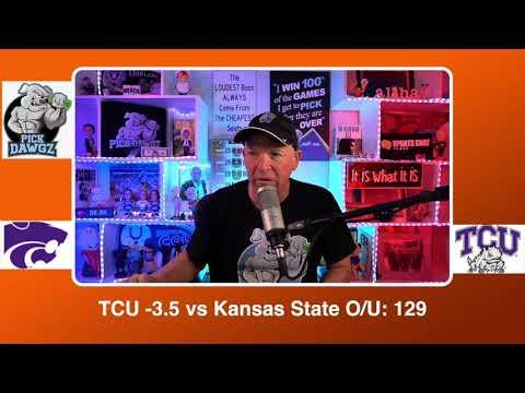 TCU vs Kansas State 3/10/21 Free College Basketball Pick and Prediction CBB Betting Tips