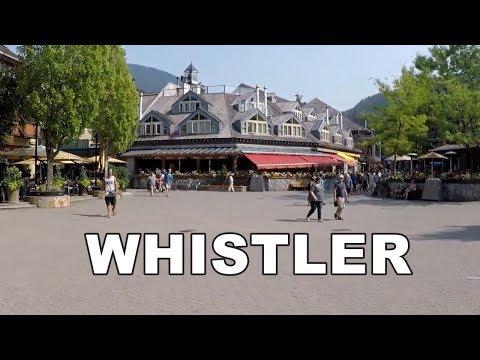 Whistler Ski Resort, Whistler, Canada | Street Walk
