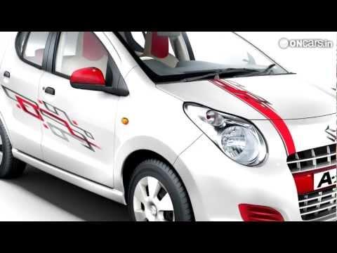 Maruti Suzuki A-star Aktiv launched