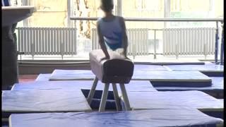 В Днепропетровске состоялся турнир по спортивной гимнастике