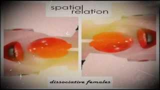 Spatial Relation - Dissociative Females