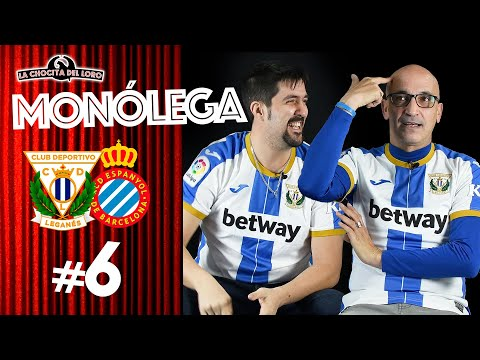 🎙😂 MONÓLEGA 6 | Leganés - Espanyol con EL PELAO y ÁLVARO SEKO
