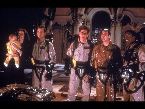 Ghostbusters 2 Tribute- Bobby Brown