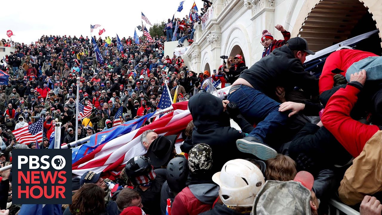 Download GOP lawmakers were 'intimately involved' in Jan. 6 protest planning, new report shows
