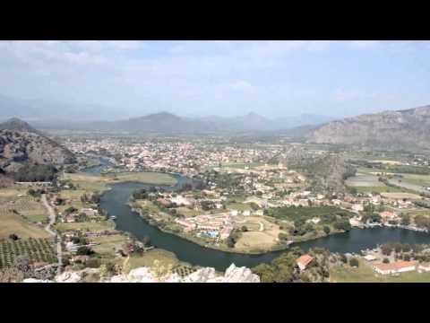 Turkey - Mediterranean Sea Coast - Sailing Holidays - Destinations