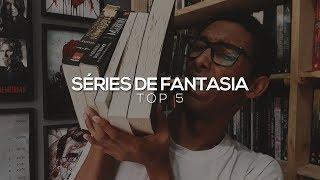TOP 5: Melhores séries de fantasia | Um Bookaholic