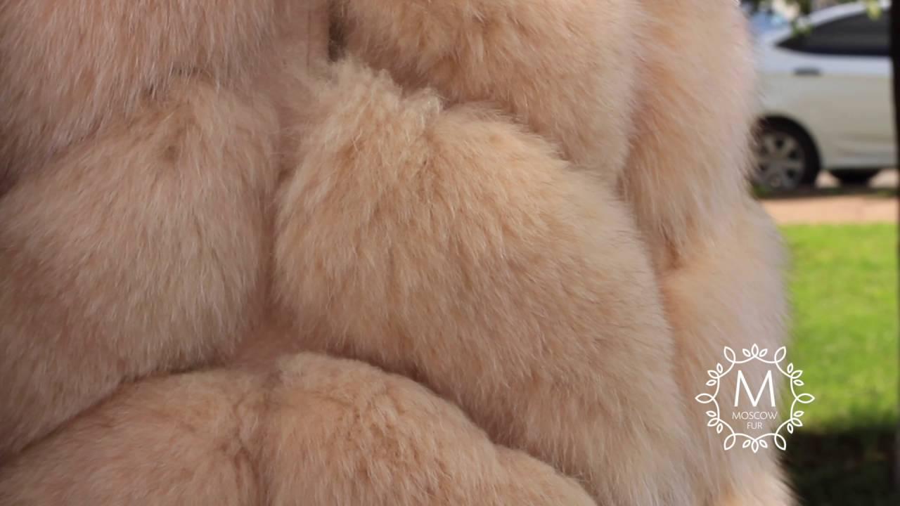 Купить жилеты из меха в москве модные и высокого качества можно в меховом салоне