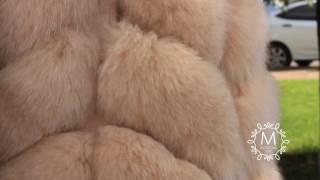 Меховой жилет. Купить меховой жилет из песца. Москва, Спб, Екатеринбург(Московский меховой салон. Качественные шубы и меховые жилеты из норки и песца от фабрик-производителей..., 2016-09-03T18:49:36.000Z)