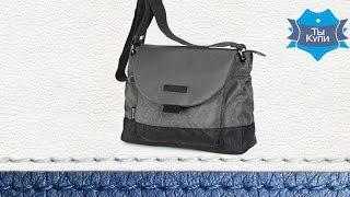 Молодежная сумка через плечо из ткани Dolly 639 купить в Украине - обзор
