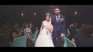 [ Tony + Yvonne ]  Wedding Film婚禮紀實-台鋁
