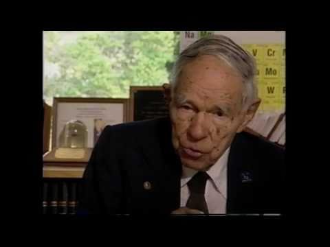 Glenn Seaborg 3 Remembering Plutonium 238 1997