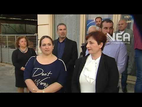 Μήνυμα αλλαγής από τον Υποψήφιο Δήμαρχο Πλατανιά Μανώλη Ντουντουλάκη