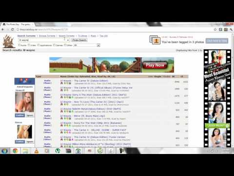[OPINION/TUTORIAL] The Best Place For Downloads - ThePirateBay.org - TheOpinionnaire