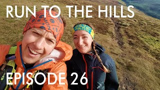 Trail Running Podcast - Run To The Hills - Episode 26