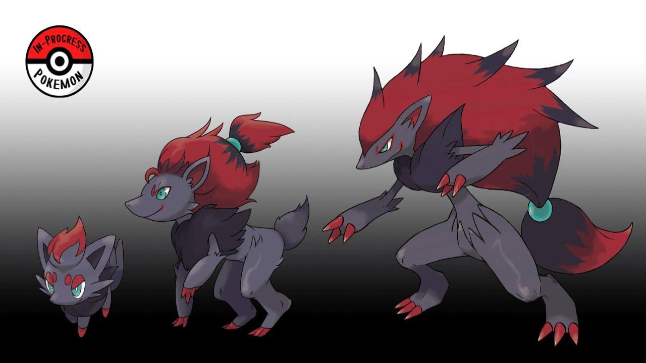 ポケモンの進化過程を描いたイラストが秀逸6(in-progress pokemonから
