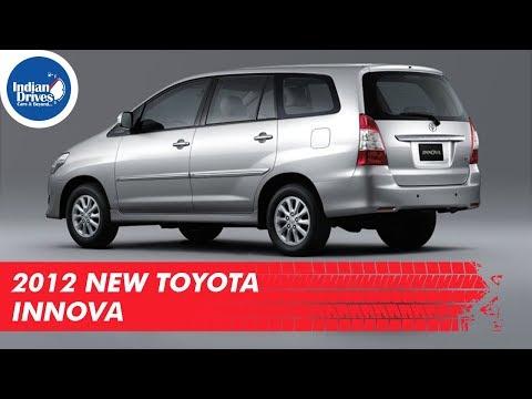 2012 New Toyota Innova