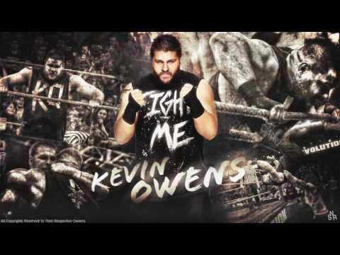 """Kevin Owens theme song 2016- """"Fight""""- CFO$ (BASS ADDED)"""