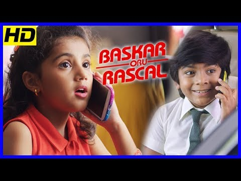 Latest Tamil Movie Comedy Scene | Bhaskar...