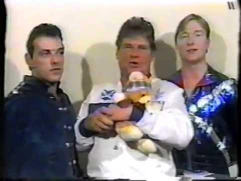 Ian McGregor, Andy Robin & Alex Munro v Bernie Wright, Barry Douglas & Dave Duran