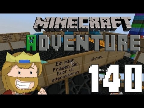 Let's Play YOUR Adventure Map [German] #140 - Keks Adventure - GamerTV642