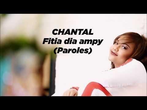 CHANTAL Fitia dia ampy (Lyrics/Tononkira)