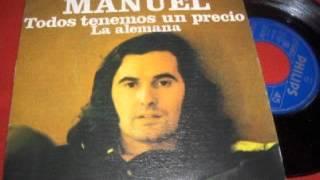 La alemana - Victor Manuel