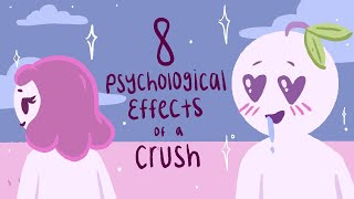 8 Psychological Effects Of Having A Crush