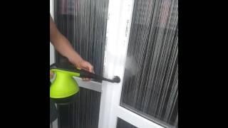 Как убрать старый клей от стеклопакетов(Это сделать достаточно просто с помощью парогенератора., 2016-07-29T11:22:29.000Z)