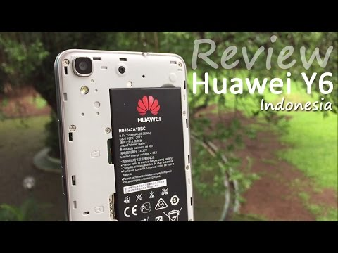 Review Huawei Y6 Indonesia