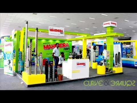 Exhibition Stall Fabricators In Coimbatore : Exhibition stall fabrication coimbatore youtube