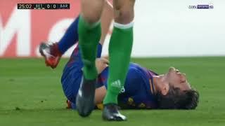 Real Betis vs Barcelona 0-5 Extended Highlights | Ray Hudson vs Messi