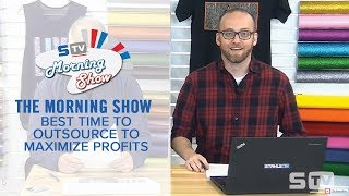 Best Time to Outsource to Maximize Profits | Morning Show Ep. 122