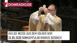Täglicher Gottesdienst aus dem Kölner Dom am 22.05.2020
