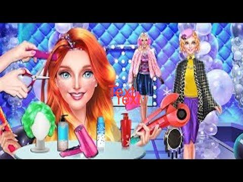 Celebrity Winter Hair Salon