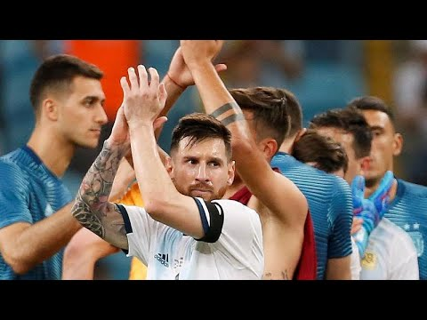 Аргентина вышла в 1/4 финала Кубка Америки