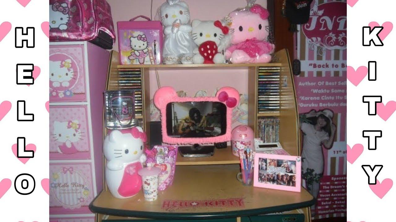 Room Tour Hello Kitty 2014 YouTube