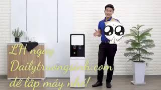 Giới thiệu về máy lọc nước nóng lạnh Kangaroo KG61A3