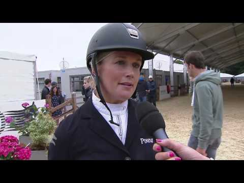 Interview: Laura Renwick, Winner Of The CSI5* Massimo Dutti Trophy