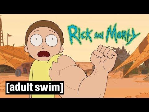 The Blood Dome | Rick and Morty | Season 3 | Adult Swim