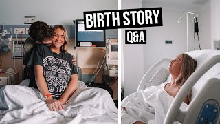 My Birth Story | Meet Our Baby Girl