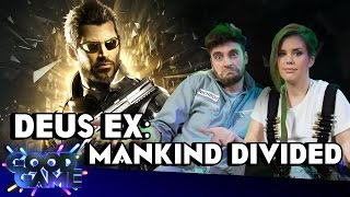 Deus Ex: Mankind Divided Review (S12E28)
