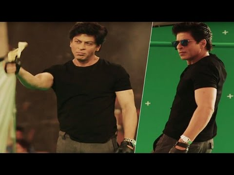 Now A Ride Based On SRK's 'Don' In Dubai