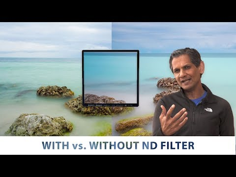 What Does Jay Patel Use ND (Neutral Density) Filters For?