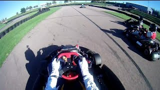 Bayford Meadows BUKC Test 30/10/2013 - Doug Henderson Stint 3