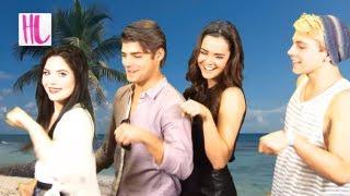 'Teen Beach Movie': The Stars Reveal Their Biggest Disney Crushes