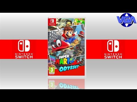Download Super Mario Odyssey Gameplay Switch ( 2017